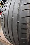 Шины б/у 225/40 R18 Michelin Pilot Sport 4, 2017 г., пара, фото 7