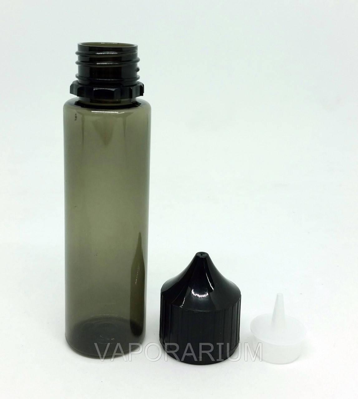 Бутылочка для жидкости Unicorn 60 мл Black