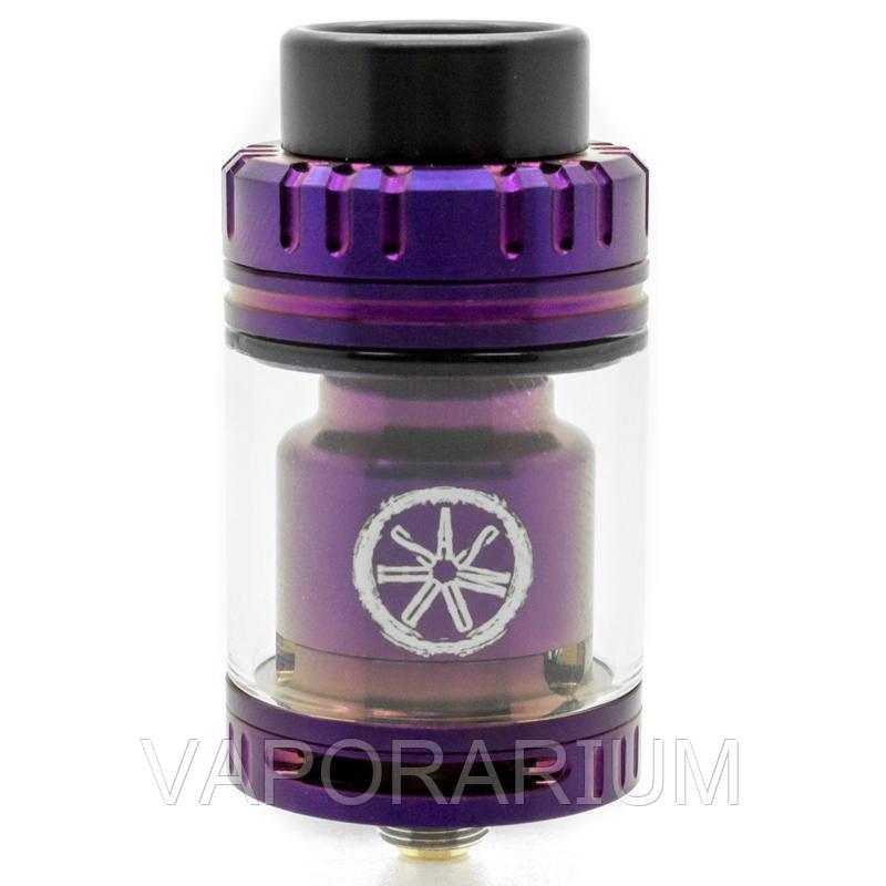 Атомайзер Asmodus Voluna V2 RTA Purple