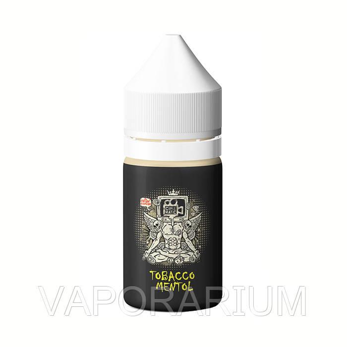 Жидкость для электронных сигарет Cinematic Salted Tobacco Mentol 50 мг 30 мл