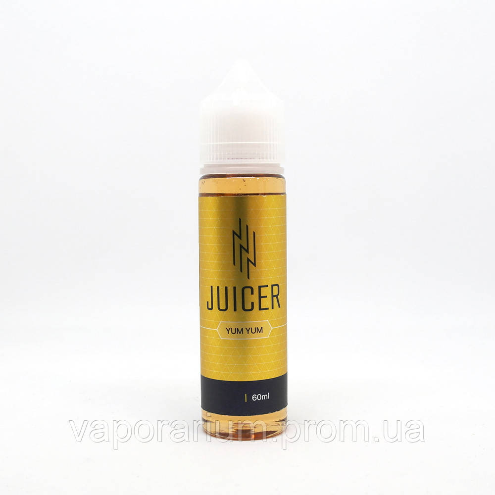 Жидкость для электронных сигарет Juicer Yum Yum 0 мг 60 мл