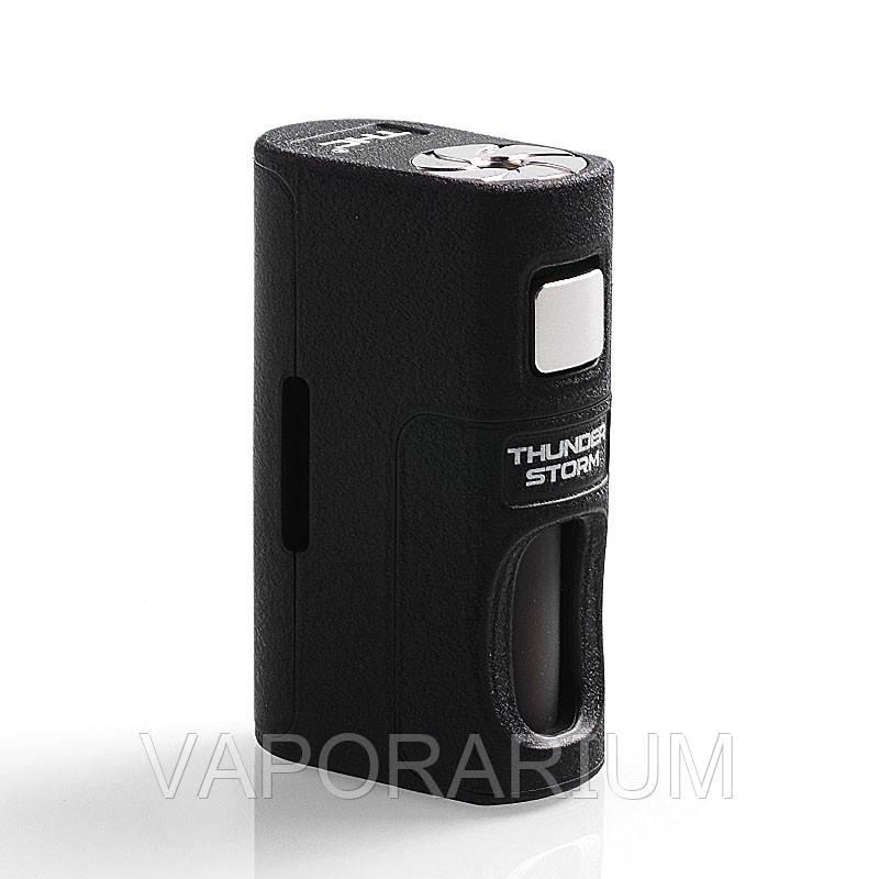 Батарейный мод THC Thunder Storm Squonk Mod Black