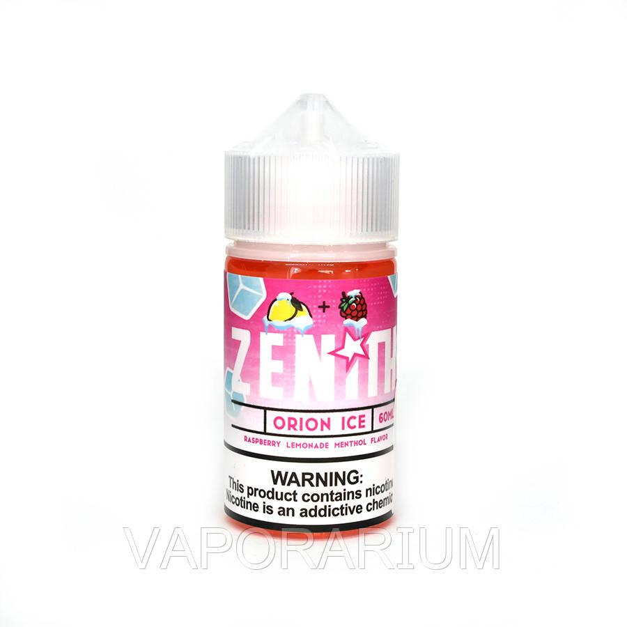 Жидкость для электронных сигарет Zenith Orion On Ice 3 мг 60 мл