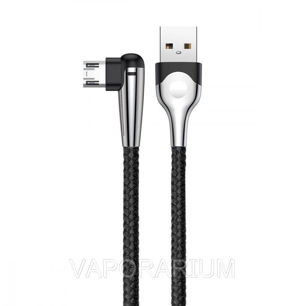 Кабель Baseus Sharp-Bird Mobile Game Micro USB 1.5A (2m) black