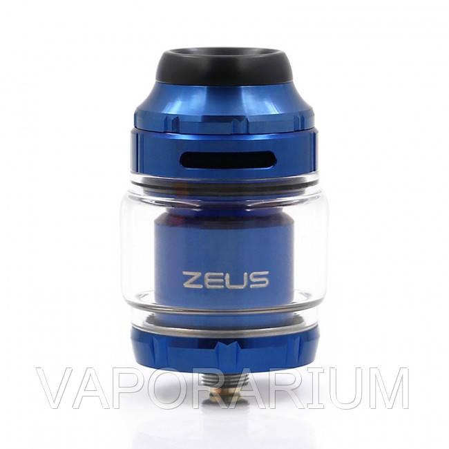 Атомайзер GeekVape Zeus X RTA 4.5 мл Blue