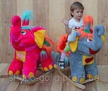 Игрушка-каталка Слон Цирковый