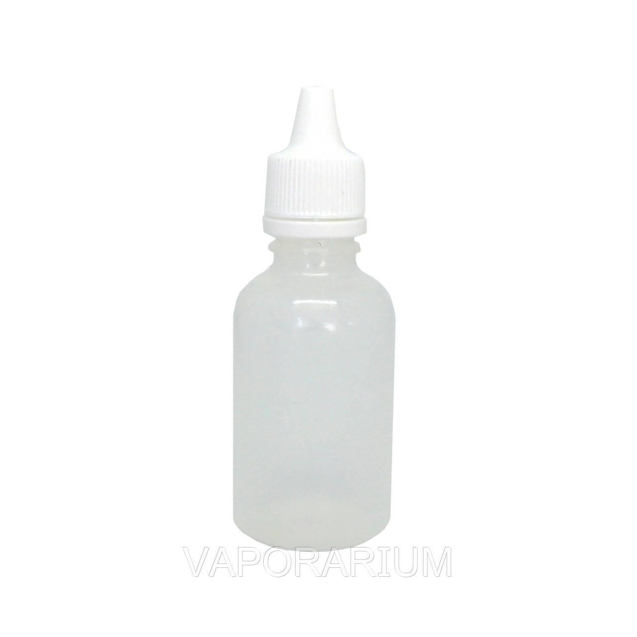 Бутылочка для жидкости с дозатором и конической крышкой 50 мл