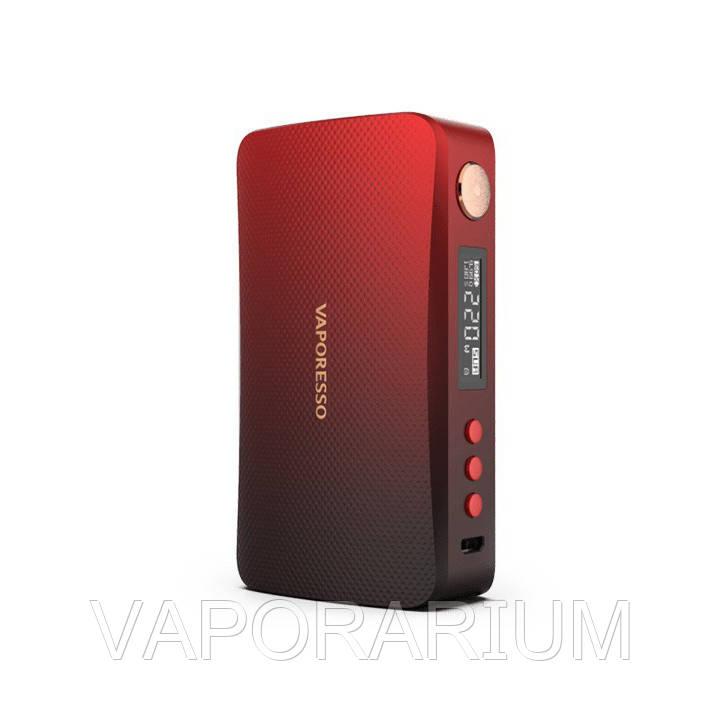 Батарейный мод Vaporesso GEN 220W TC Black Red