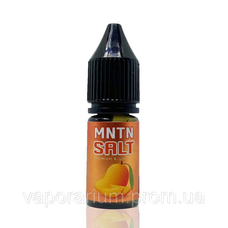 Жидкость для электронных сигарет Montana MNTN Salt Mango Nectar Ice Swt 30 мг 10 мл