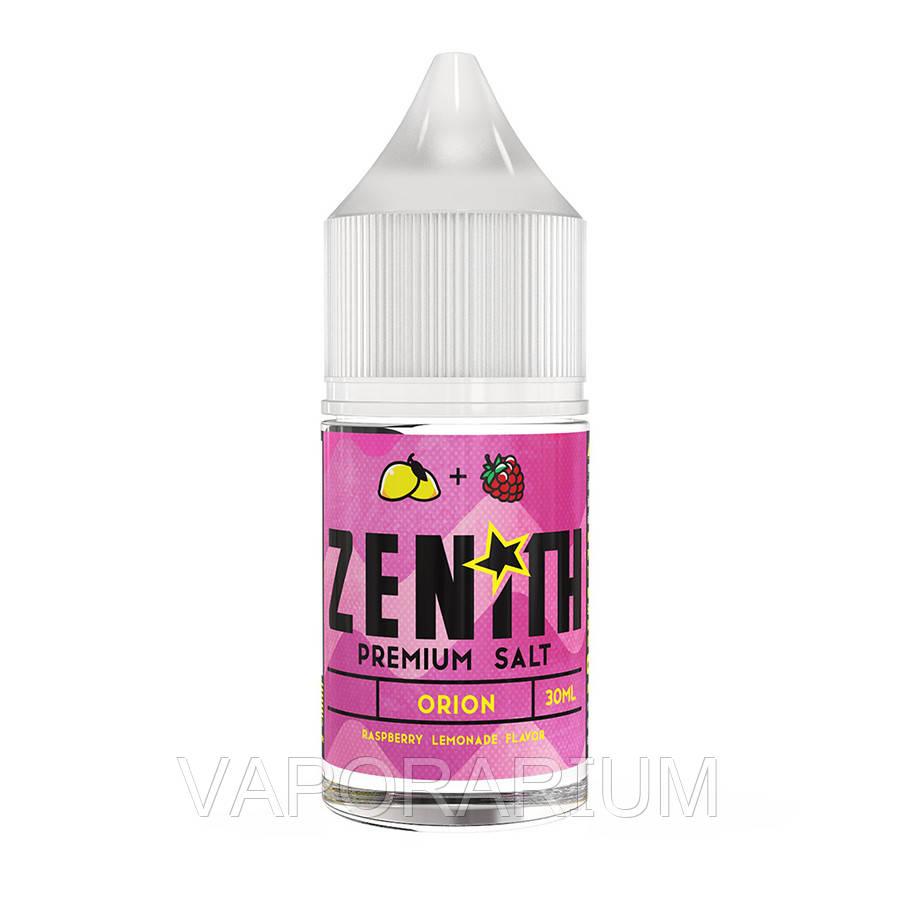 Жидкость для электронных сигарет Zenith Salt Orion 50 мг 30 мл