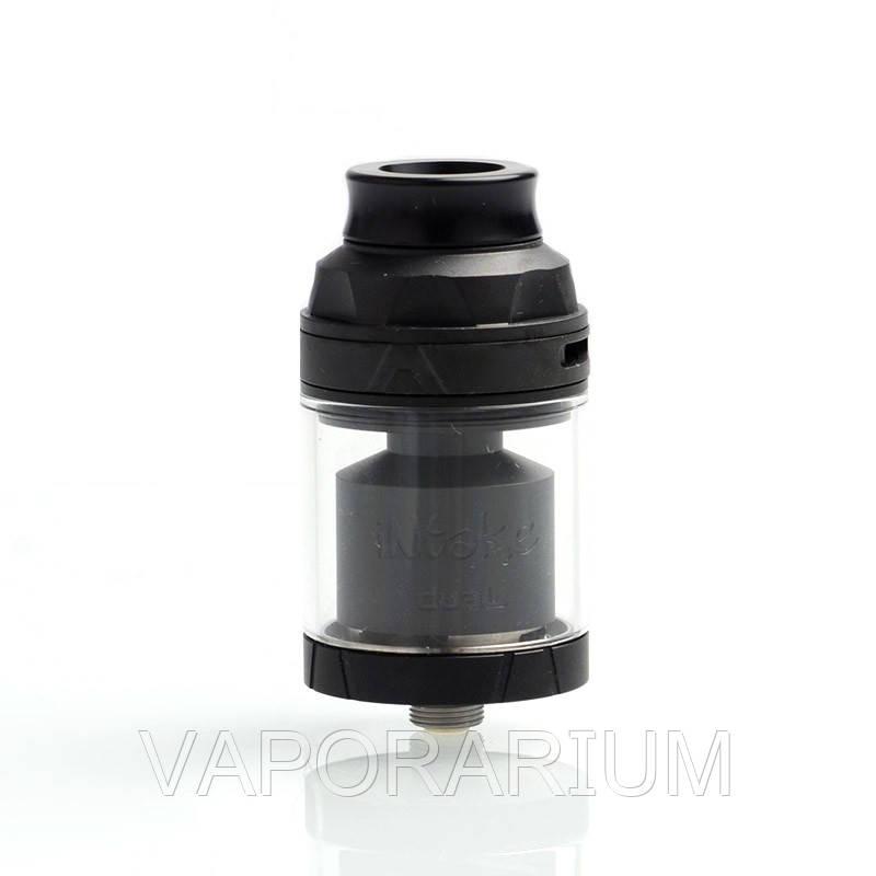 Атомайзер Augvape Intake Dual RTA Black