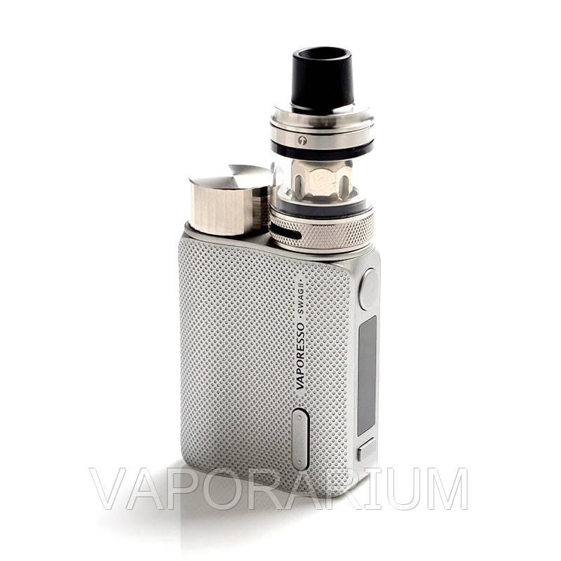 Стартовый набор Vaporesso Swag 2 80W TC Kit Silver