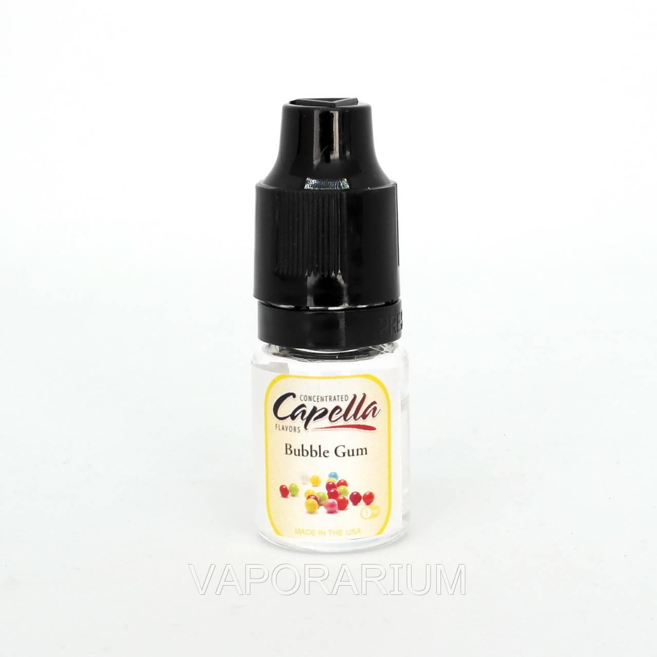 Ароматизатор Capella Bubble Gum (Жевательная резинка) 5 мл. (0204)