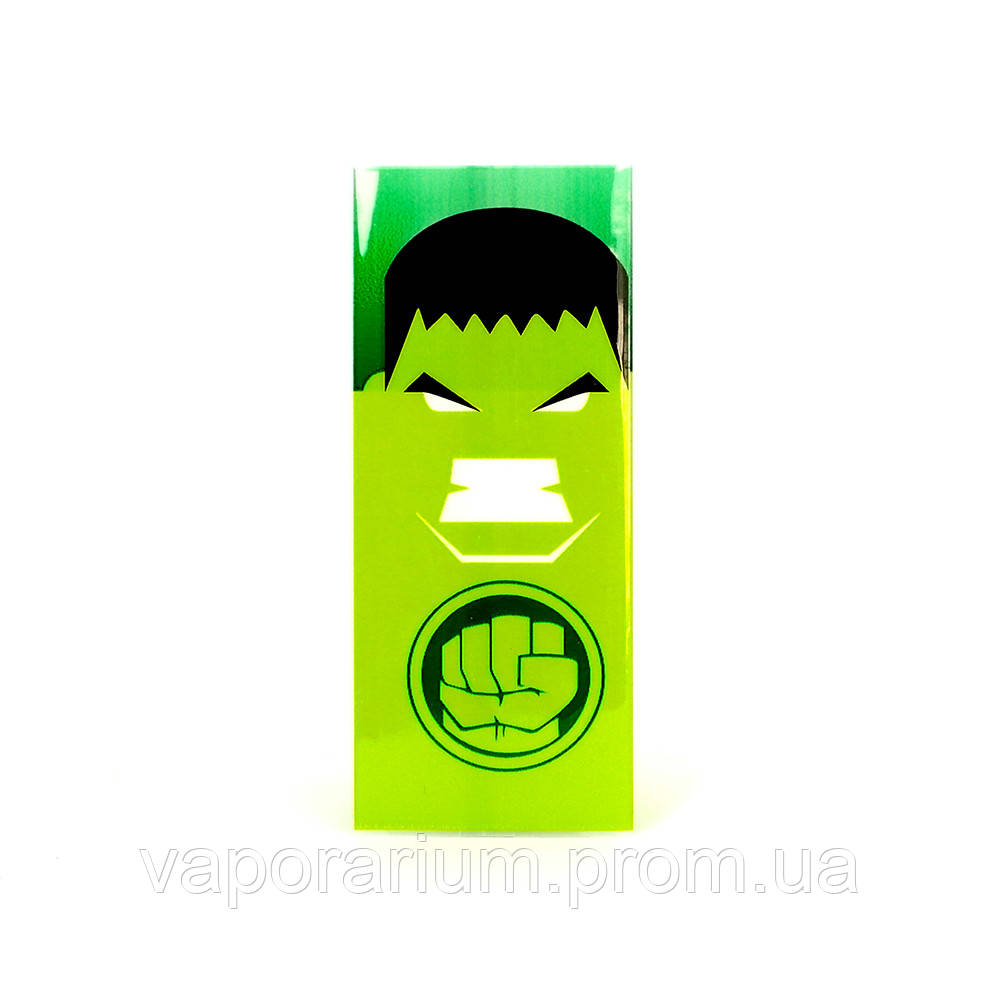 Термоусадка Battery Wrapper Hulk
