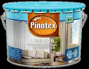 Pinotex Interior 10л, красное дерево