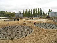 Основания и фундаменты под резервуары