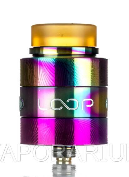 Атомайзер GeekVape Loop V1.5 RDA Rainbow