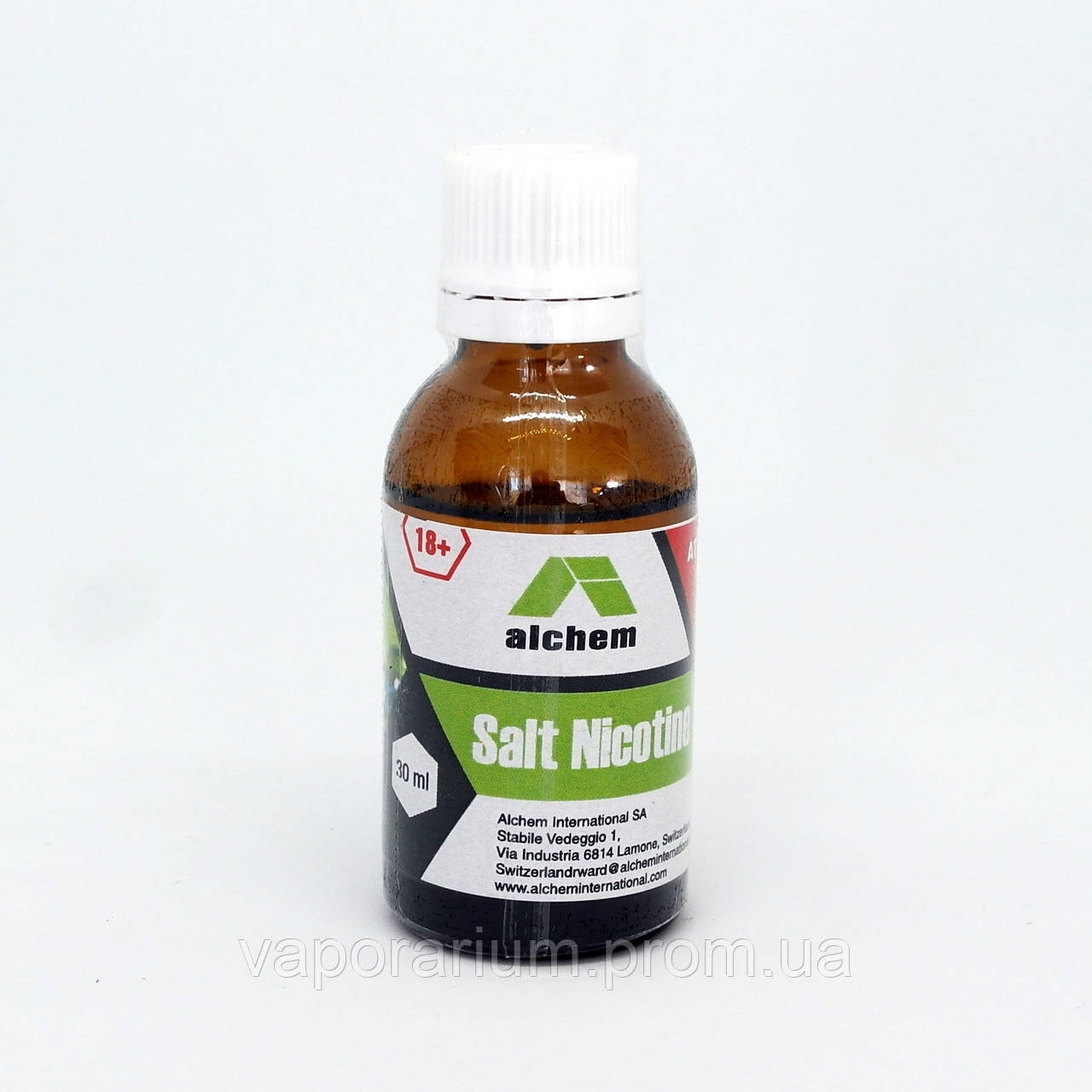 Солевой никотин Alchem 100 мг 30 мл