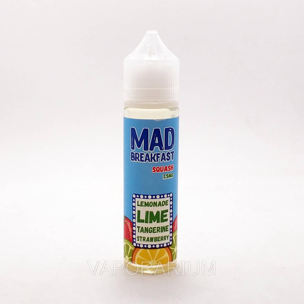 Жидкость для электронных сигарет Mad Breakfast Squash 3 мг 60 мл