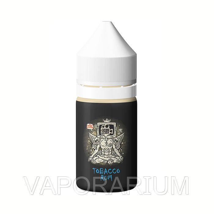 Жидкость для электронных сигарет Cinematic Salted Tobacco Rum 50 мг 30 мл