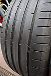 Шины б/у 225/40 R18 Dunlop SP Sport Maxx RT2, 2017, пара, фото 6