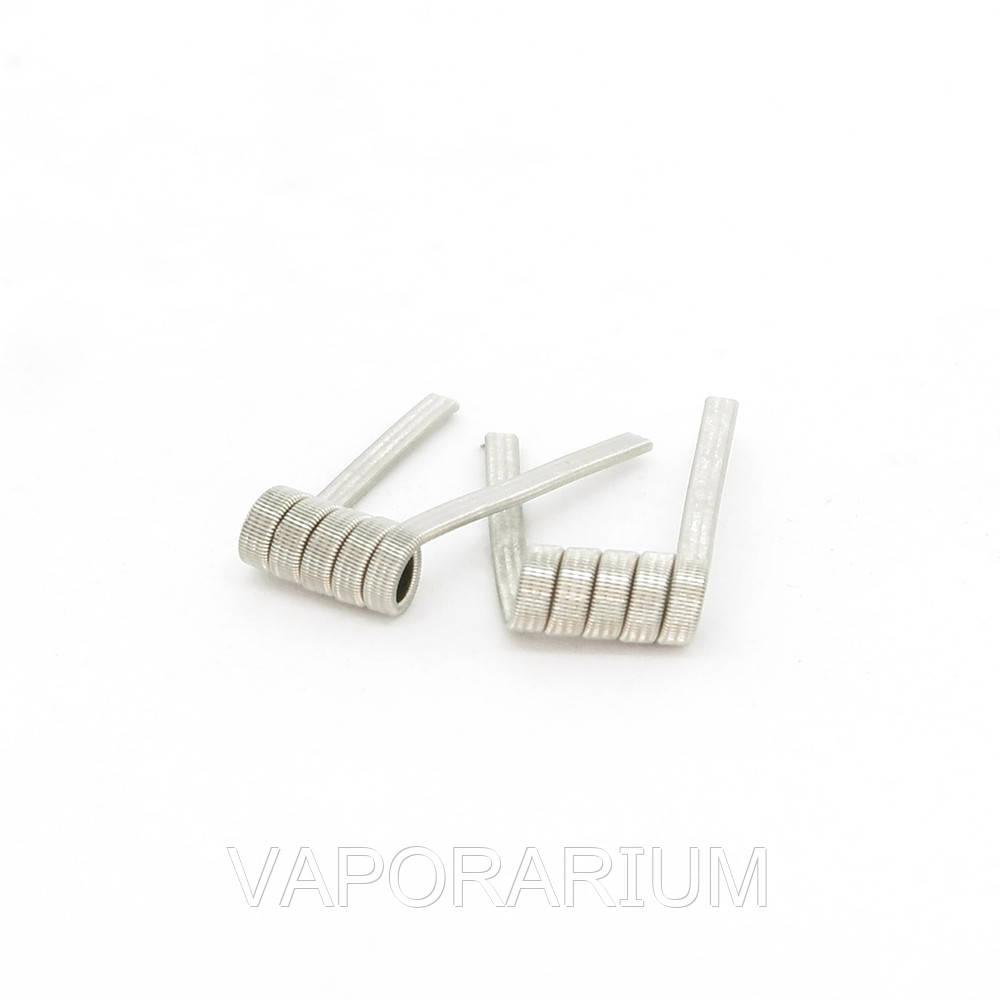 Комплект спіралей Hungry Coils Caterpillar 3 core № 238 2 шт 0.28 Ом