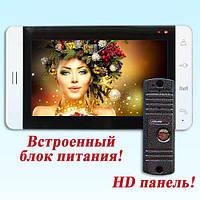 Домофон PoliceCam PC705 HD комплект видео домофона
