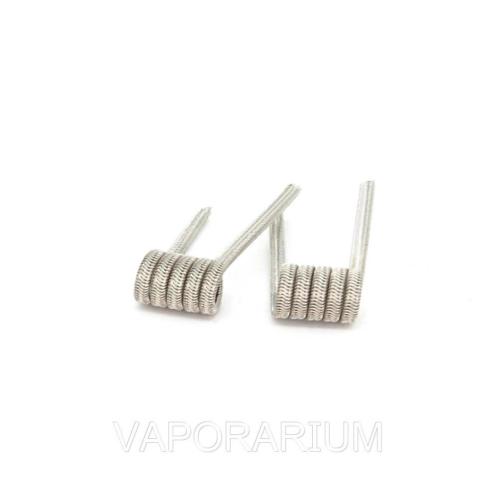 Комплект спиралей Hungry Coils Alien Interlocking № 342 2 шт 0.23 Ом