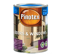 Pinotex Doors & Windows 1л, калужница