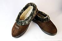 Коричневые туфли женские, на зиму, 38