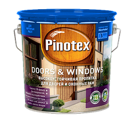 Pinotex Doors & Windows 3л, калужница