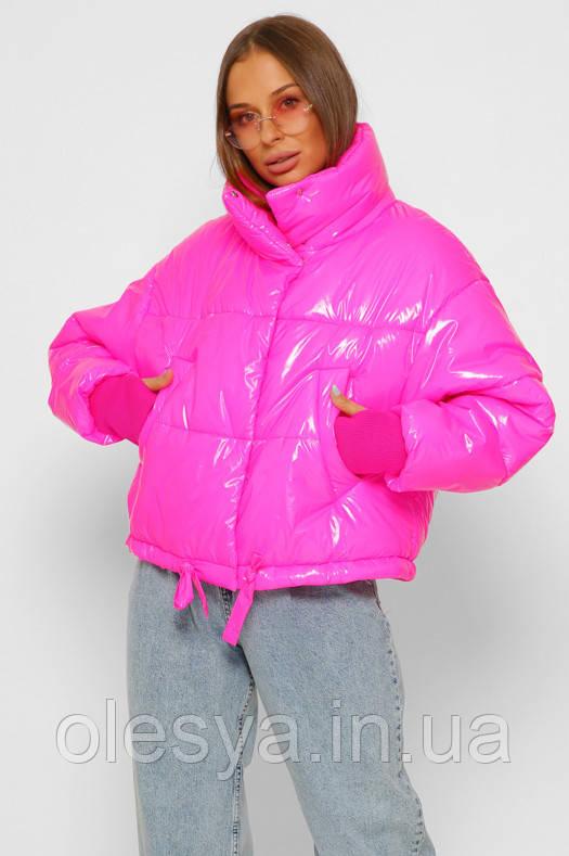 Стильная молодежная куртка еврозима X-Woyz 8875 Размеры 42 - 52 Хит продаж