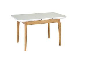 Стол ТМ-72 (Белый мат) 1050(+250)*750, фото 2