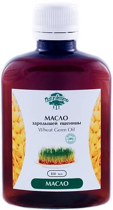 Масло зародышей пшеницы, 100 мл, фото 2