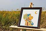 Набор для вышивки крестом ФрузелОк Лисий осень 2006, фото 2