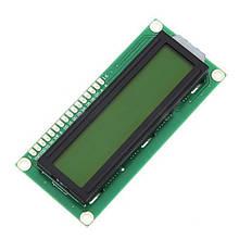 Символьный LCD дисплей 1602 от 500 шт.