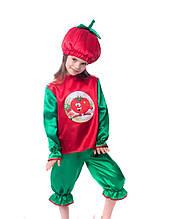 Карнавальный костюм Помидора, костюм Помидор