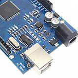 Контролер Arduino Mega 2560 R3, фото 4