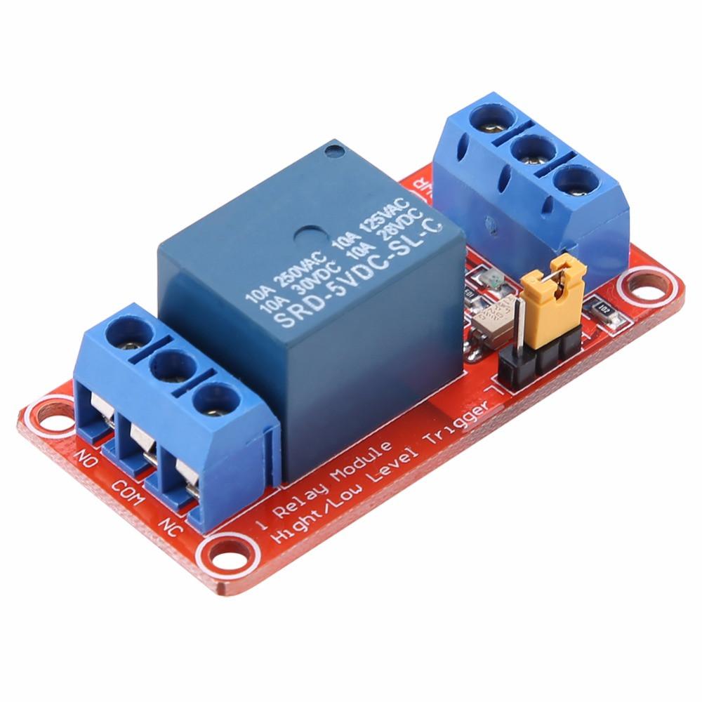 Arduino Модуль, одноканальное реле 5В с опторазвязкой