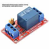 Arduino Модуль, одноканальное реле 5В с опторазвязкой, фото 5