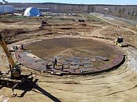 Основания и днища резервуаров