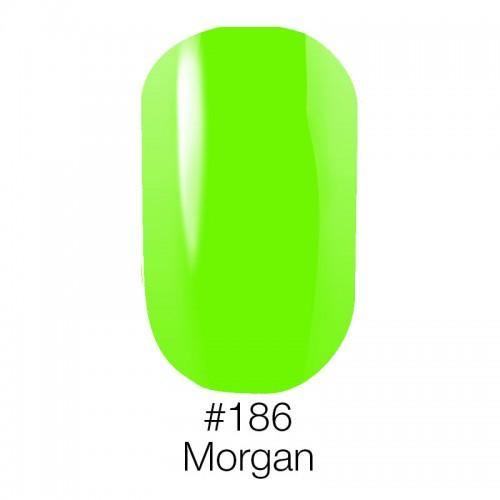 Гель лак Naomi №186 (morgan), 6ml