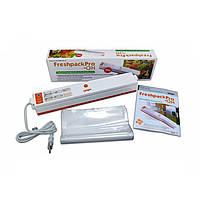 Вакууматор, Вакуумный упаковщик ручной для продуктов Freshpack Pro, Бытовые вакуумные упаковщики для дома