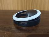 Селфи-кільце UFT Selfie Ring UFT MP01 чорне, фото 4