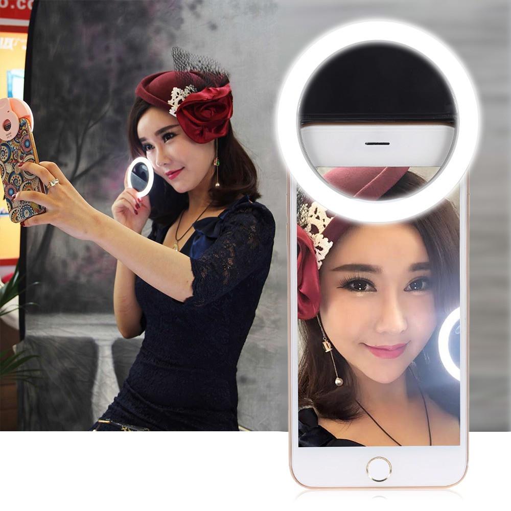 Селфи-кільце UFT Selfie Ring UFT MP01 чорне