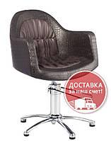 Кресло для парикмахерского салона красоты на гидравлике (Польша)  модель Отто, фото 1