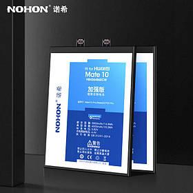 Аккумулятор Nohon HB436486ECW для Huawei Mate 10, Mate 10 Pro (ёмкость 4000mAh)