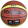 М'яч баскетбольний PU №7 MOL BA-3598 GL7, фото 7