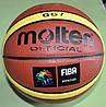 М'яч баскетбольний PU №7 MOL BA-3598 GL7, фото 5