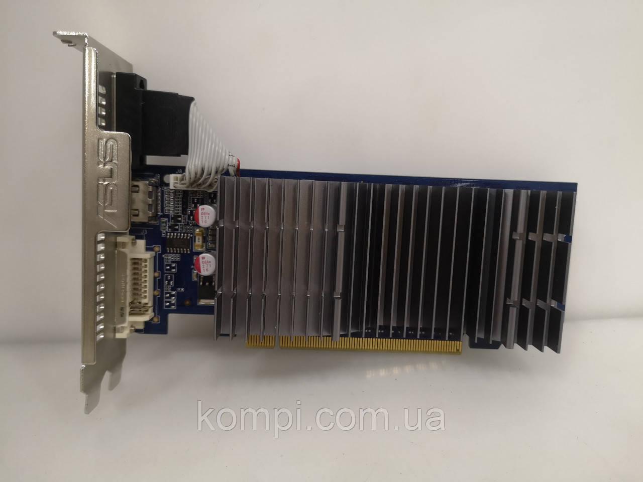 Видеокарта NVIDIA GeForce 210 512MB PCI-e HDMI